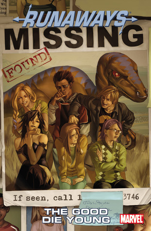Runaways, Volume 3 by Brian K. Vaughan