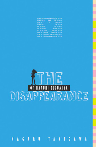 The Disappearance of Haruhi Suzumiya by Nagaru Tanigawa