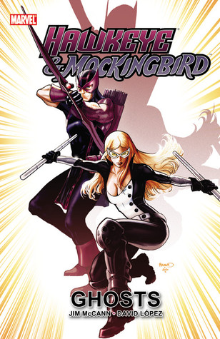 Hawkeye and Mockingbird: Ghosts