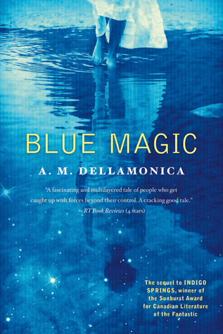 Blue Magic (Astrid Lethewood, #2)
