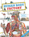 Human Body Factory: The Nuts and Bolts of Your Insides