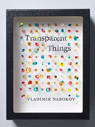 Transparent Things by Vladimir Nabokov