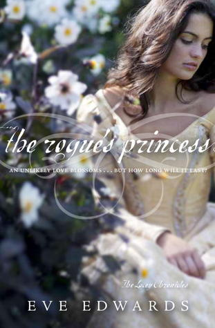 The Rogue's Princess (The Lacey Chronicles, #3)