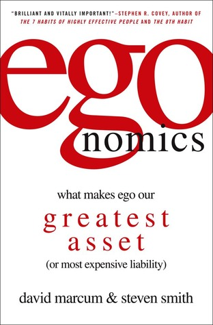 egonomics by David Marcum
