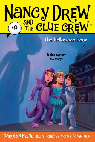 The Halloween Hoax by Carolyn Keene