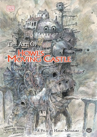 The Art of Howl's Moving Castle by Yuji Oniki