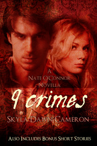 9 Crimes by Skyla Dawn Cameron