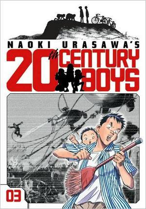 Naoki Urasawa's 20th Century Boys, Volume 3: Hero with a Guitar (20th Century Boys, #3)