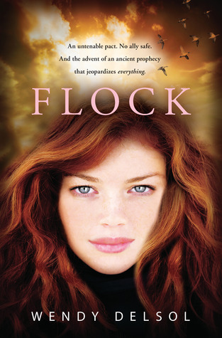 Flock by Wendy Delsol
