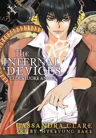 Review: Clockwork Angel by Cassandra Clare, Illustrated by HyeKyung Baek