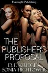 The Publisher's Proposal (Daring Desires, Book Two)