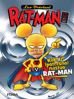 Rat-man 1 by Leo Ortolani