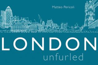 London Unfurled by Matteo Pericoli