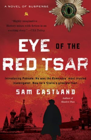 Eye of the Red Tsar (Inspector Pekkala #1)