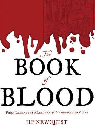 The Book of Blood by H.P. Newquist