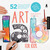 Art Lab for Kids: 52 Creative Adventures in Drawing, Painting, Printmaking, Paper, and Mixed Media�For Budding Artists of All Ages