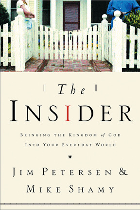 The Insider by Mike Shamy