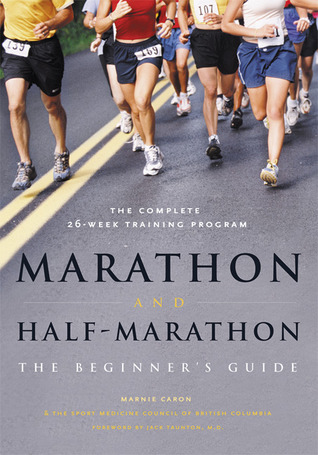 Marathon and Half Marathon by Marnie Caron