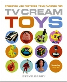 TV Cream Toys by Steve  Berry
