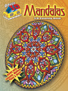 3-D Coloring Book - Mandalas