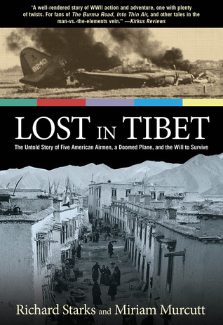 Lost in Tibet by Miriam Murcutt