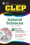 CLEP Natural Sciences w/ TestWare CD