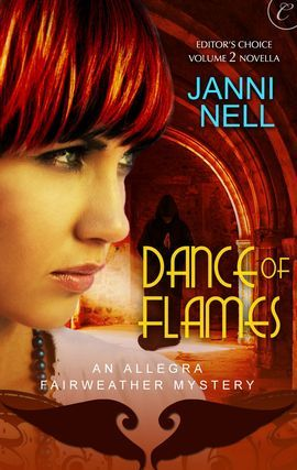 Dance of Flames (Allegra Fairweather Mystery #3)