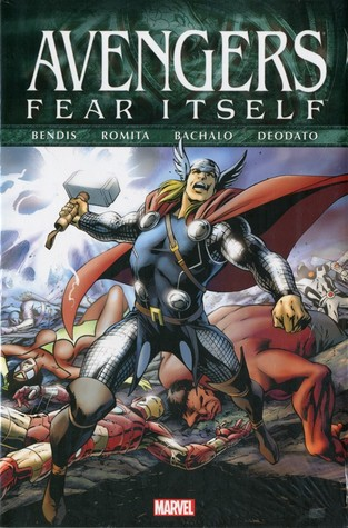 Fear Itself by Brian Michael Bendis
