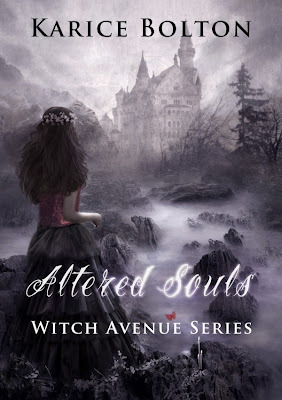 Altered Souls (The Witch Avenue, #2)