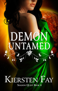Demon Untamed (Shadow Quest, #4)