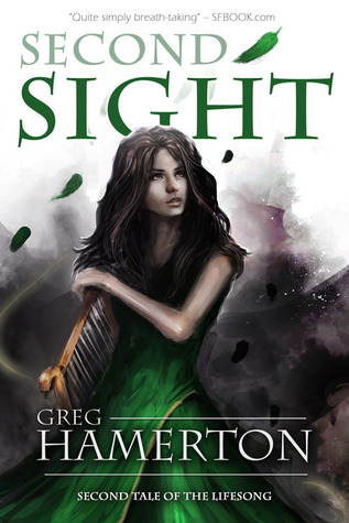 Second Sight by Greg Hamerton