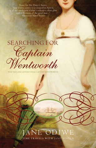 Searching for Captain Wentworth by Jane Odiwe