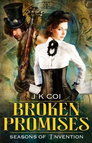 Broken Promises by J.K. Coi