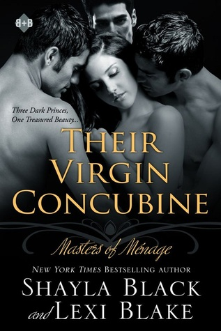 Their Virgin Concubine by Shayla Black