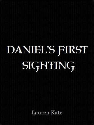 Daniel's First Sighting (Fallen Shorts, #0.1)