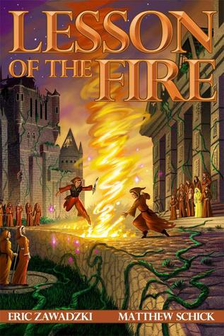 Lesson of the Fire by Eric Zawadzki