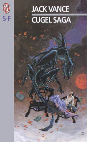 Cugel Saga by Jack Vance