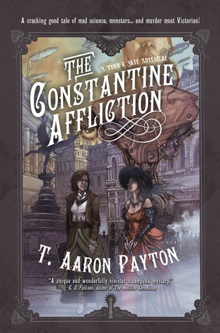 The Constantine Affliction by Tim Pratt