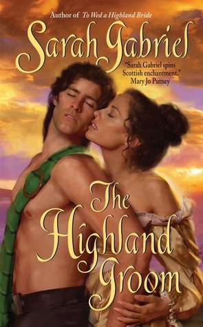 The Highland Groom by Sarah Gabriel