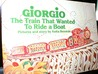 Giorgio: the train that wanted to ride a boat