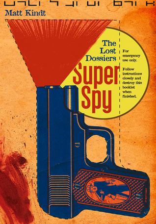 Super Spy by Matt Kindt