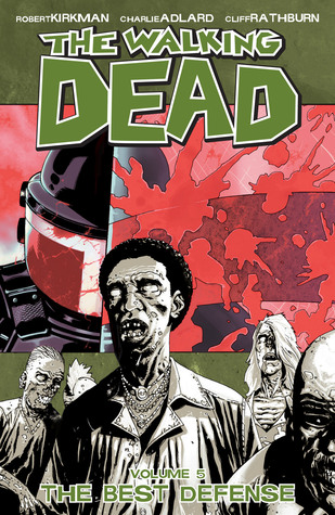The Walking Dead, Vol. 5 by Robert Kirkman