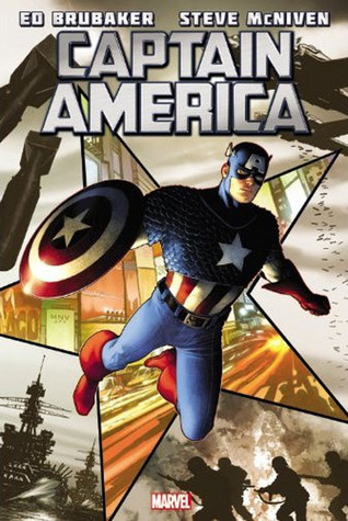 Captain America, Vol. 1 by Ed Brubaker