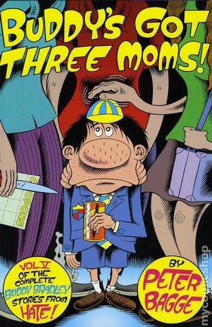 Buddy Bradley, Vol. 5: Buddy's Got Three Moms