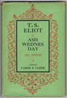 Ash Wednesday by T.S. Eliot