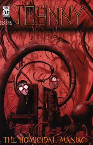 Johnny The Homicidal Maniac #5 by Jhonen Vasquez