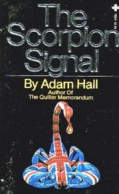 The Scorpion Signal by Adam Hall