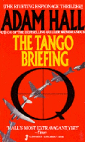 Tango Briefing by Adam Hall