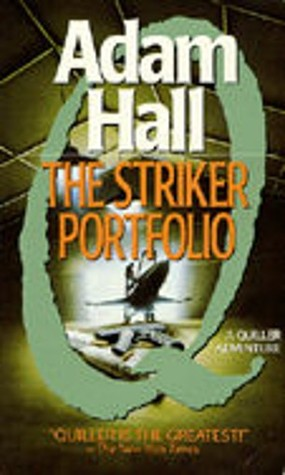 The Striker Portfolio by Adam Hall