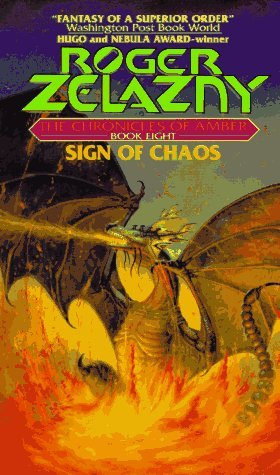 Sign of Chaos (Amber Chronicles, #8) (Audible Release) - Roger Zelazny